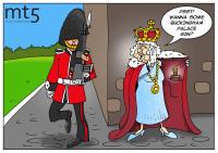 Бъкингамският дворец пуска собствена марка сух джин