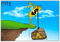 Dolar AS akan kehilangan mahkotanya di tengah hambatan internal