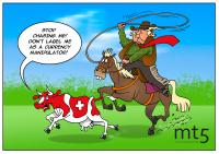 US to label Switzerland currency manipulator