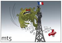 Марафонский забег — экономика Франции сходит с дистанции