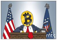 Пандемия атакует, бьет по экономике, а биткоину нормально, а биткоин «в домике»