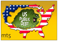 US debt to exceed size of economy next year