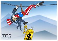Analysts see US dollar's grim future