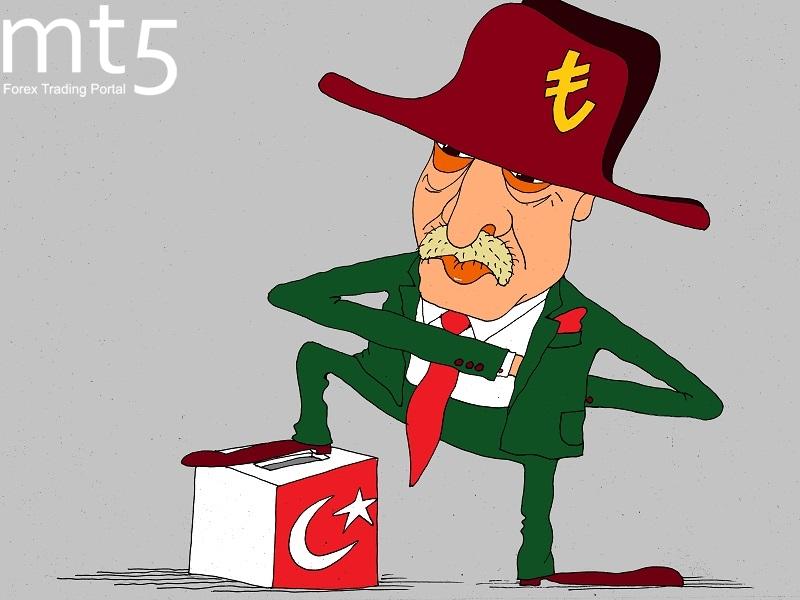 Turkey's referendum result sparks rally in lira
