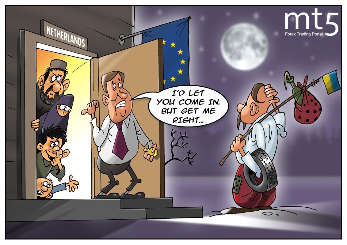 Dutch Referendum Rejects Eu Ukraine Association Agreement Pk