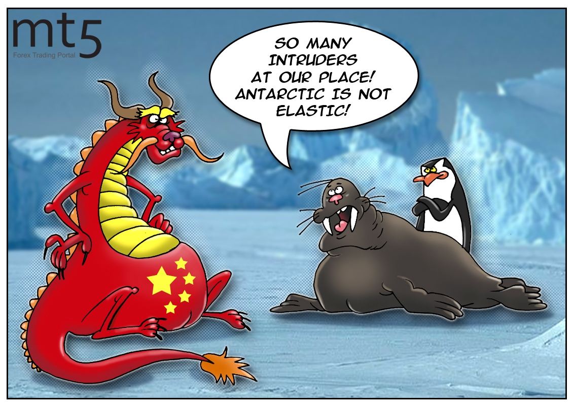 China pursues strategic aims in Antarctica