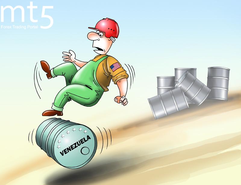 Нефтяники США пострадали от краха в Венесуэле