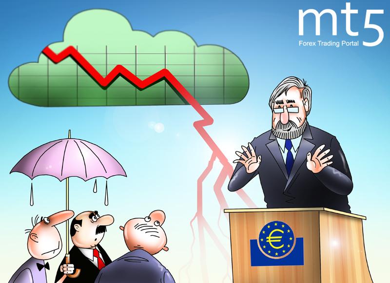 ECB sees no reason to worry about eurozone's slowdown