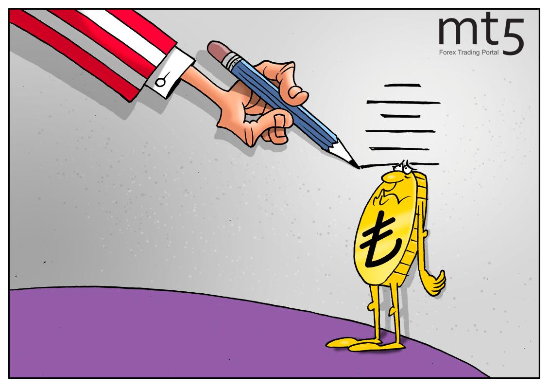 США благословили турецкую лиру на дальнейшее падение