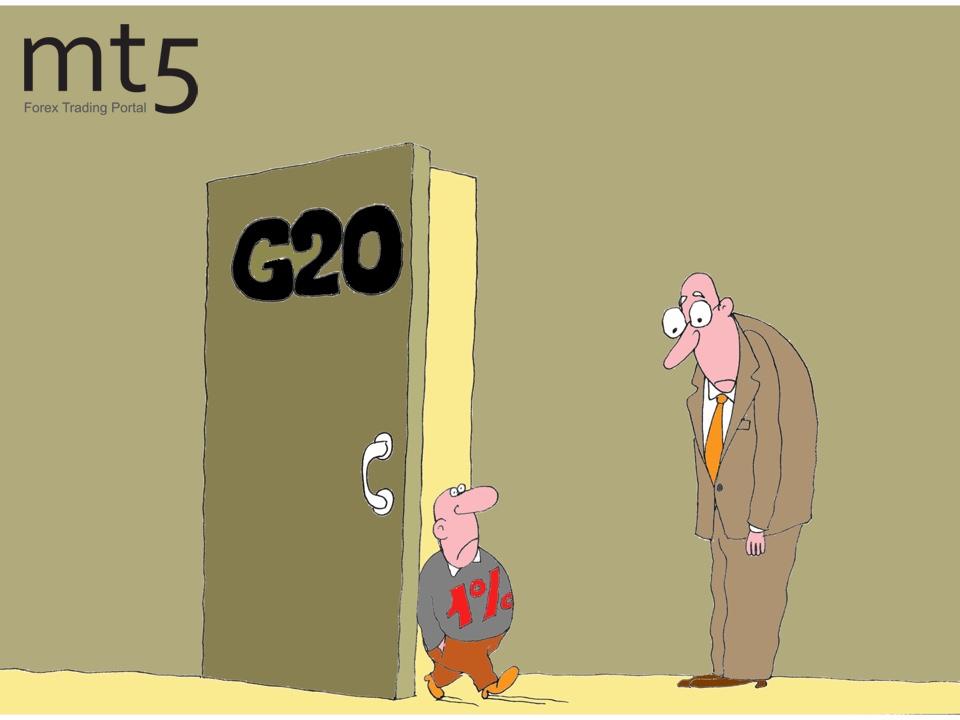 Pertumbuhan G20 melaju di triwulan 2