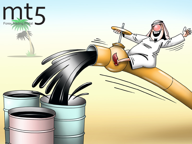 Saudi Arabia ready to boost oil export amid drop in oil prices