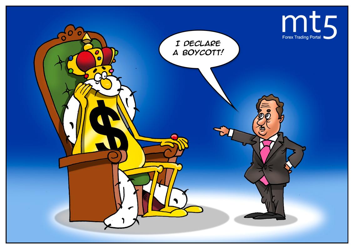Russia's Medvedev predicts global boycott against US dollar
