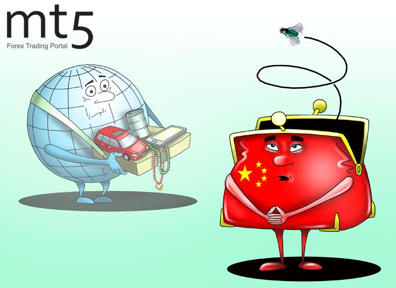 China's slowdown affects global economy