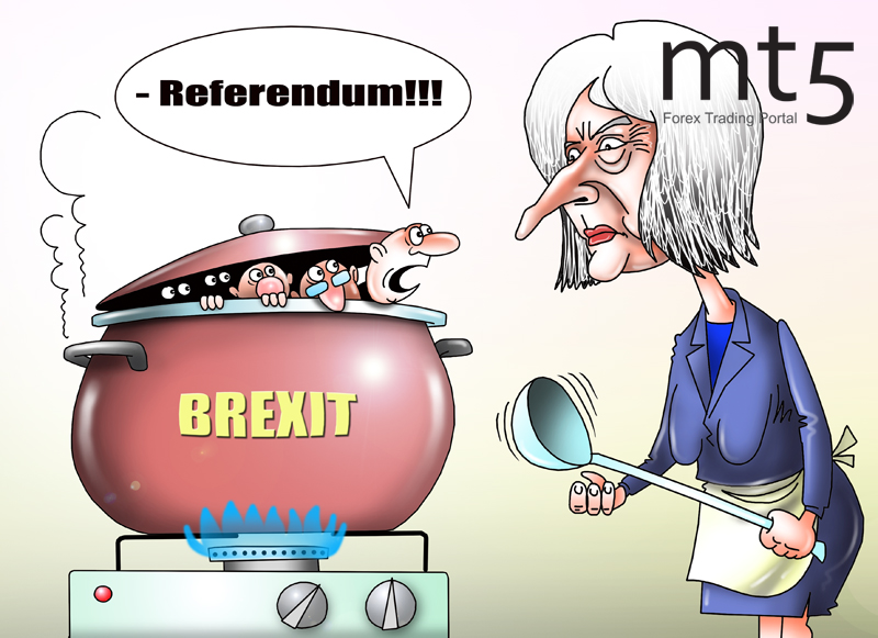 Theresa May rejects second referendum on Brexit