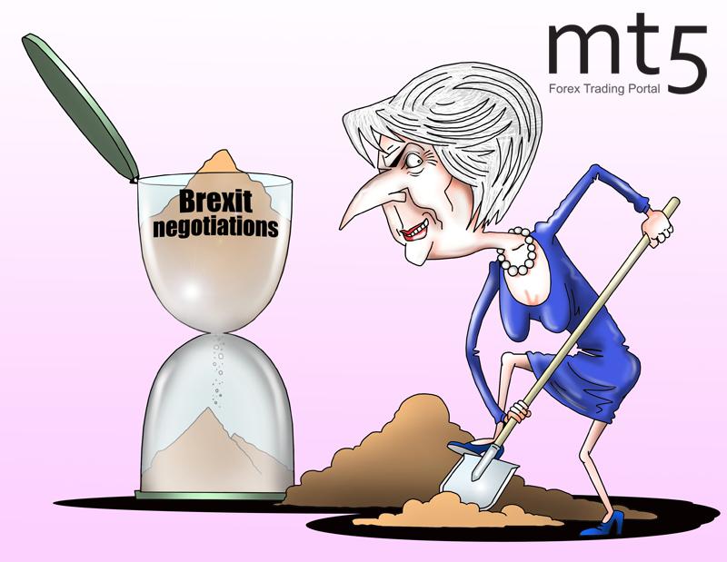 رئيسة وزراء المملكة المتحدة بحاجة إلى مزيد من الوقت للتفاوض مع الاتحاد الأوروبي بشأن بريكست