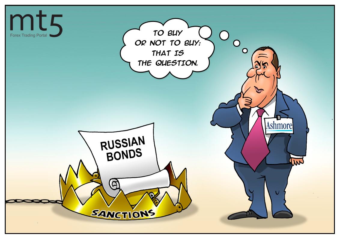 Russian eurobonds losing favor with investors