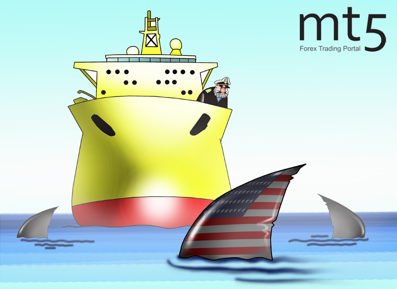 Oil tankers drift in Atlantic due to US sanctions