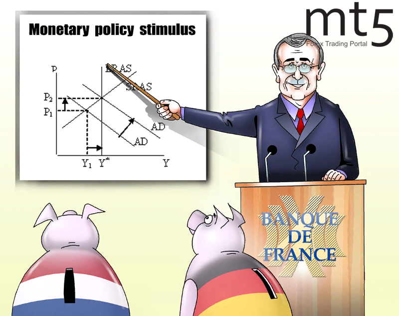 Bank of France Governor supports fiscal stimulus