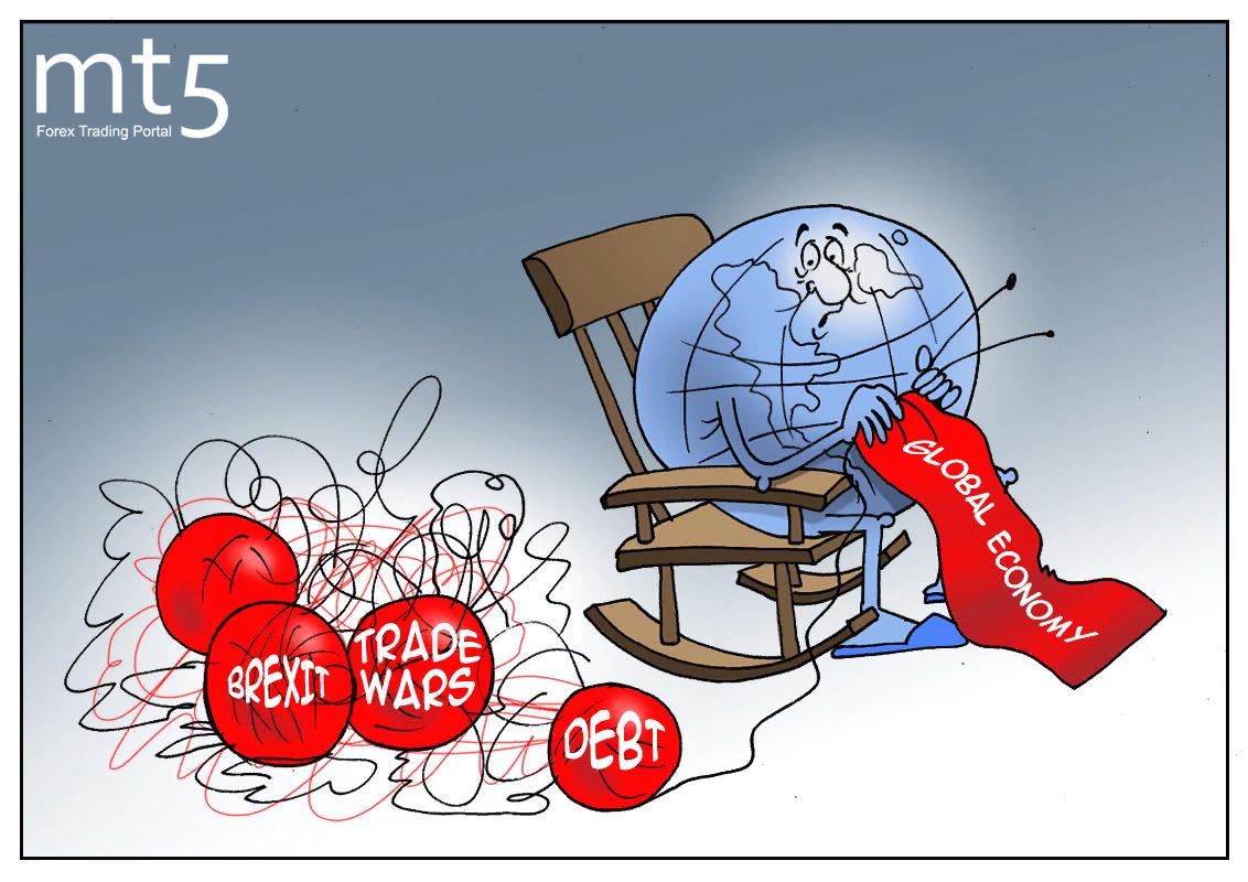 IMF warns of world's economic collapse