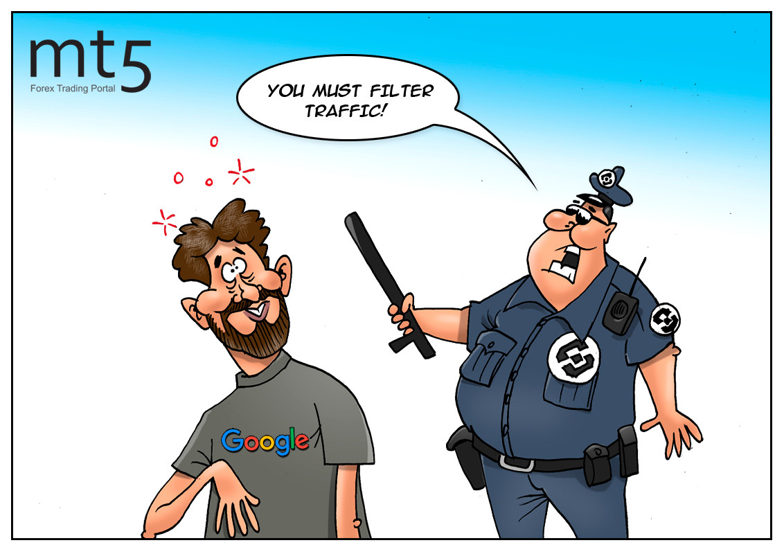 Google faces penalties from Russian Roskomnadzor