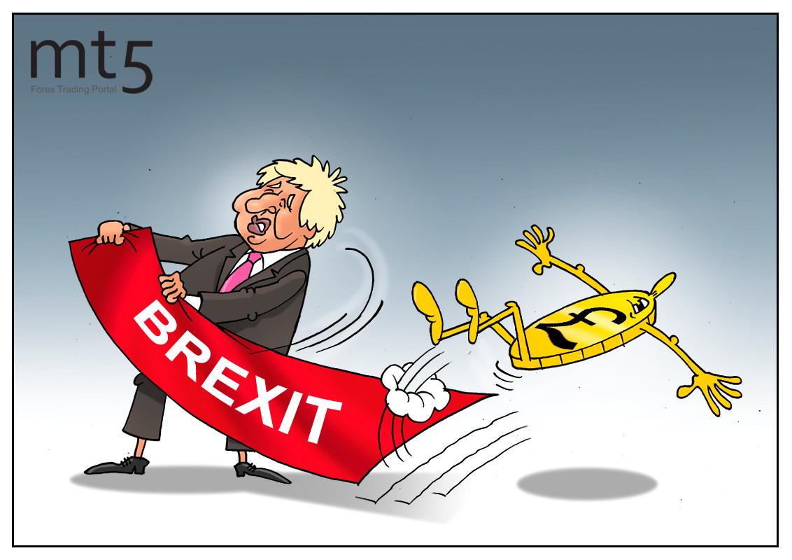 Sterling slumps further as Boris Johnson becomes UK's next prime minister