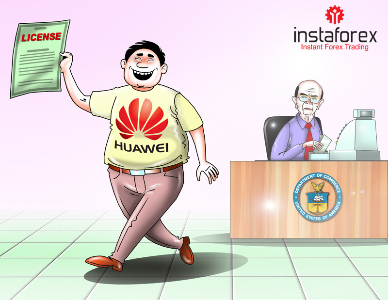 US postpones sanctions against Huawei