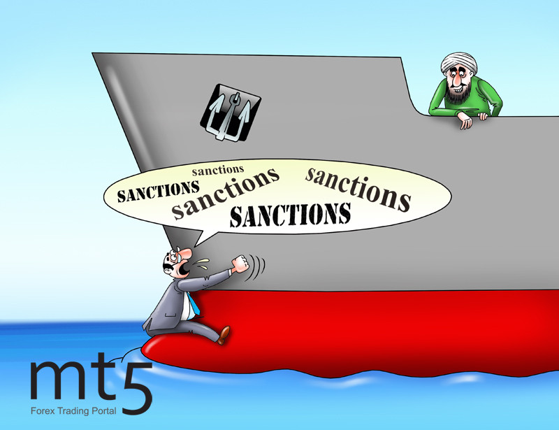 Iran's oil sales plunge due to US sanctions but crude export remains high