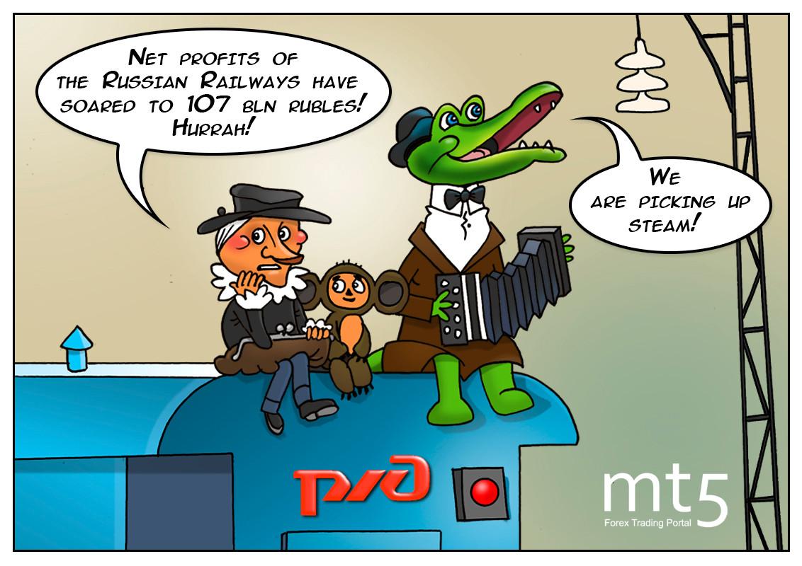 Karikatur Humor bersama InstaForex Img5d91fa7ab9733