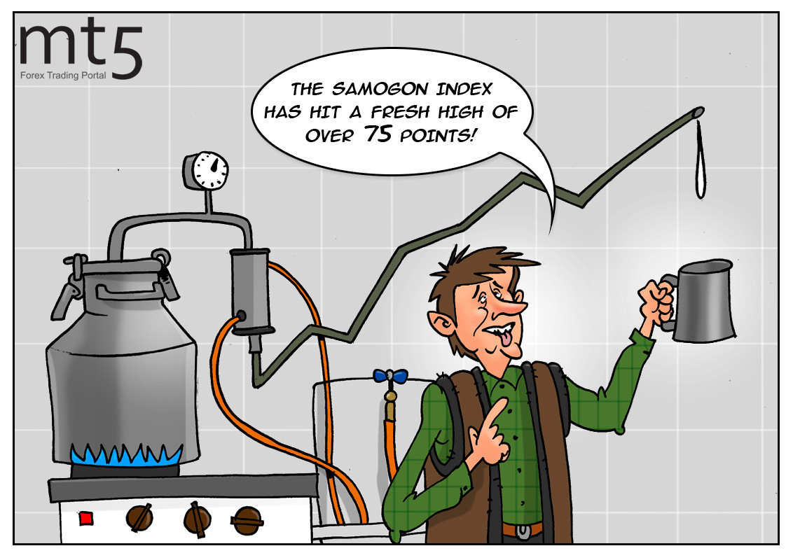 Karikatur Humor bersama InstaForex Img5d9603defb7fc