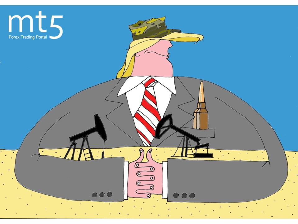 Trump accused of seizing Syrian oil