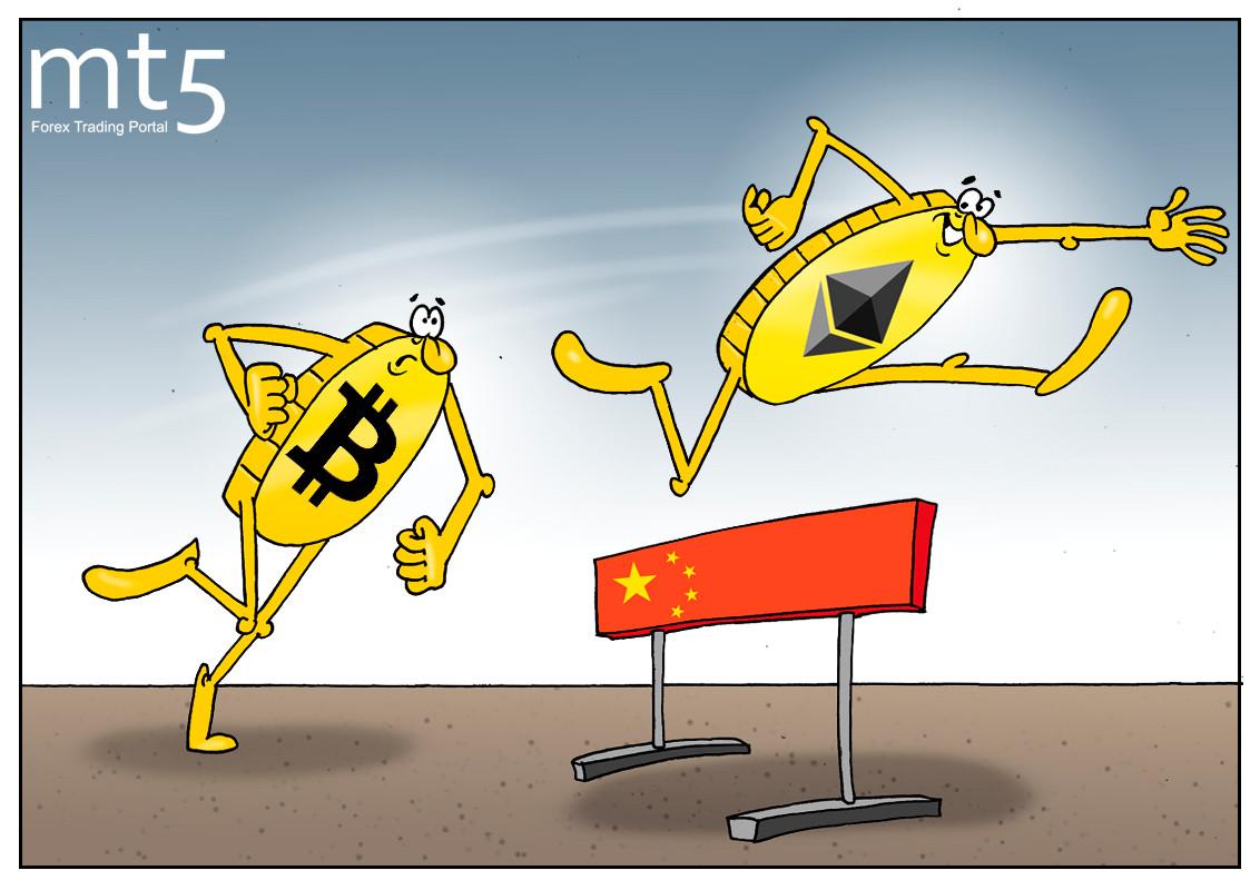 中国展现了新的加密货币排名
