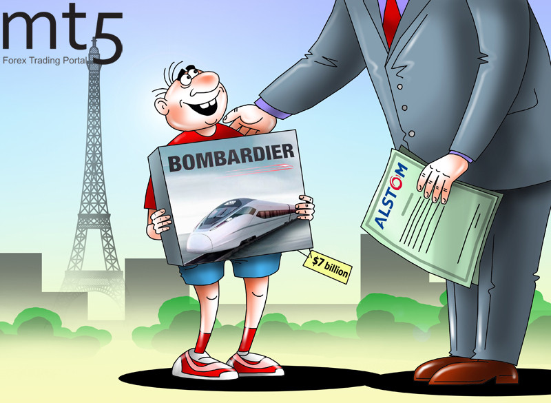 Alstom to buy Bombardier rail unit for $6.7 billion