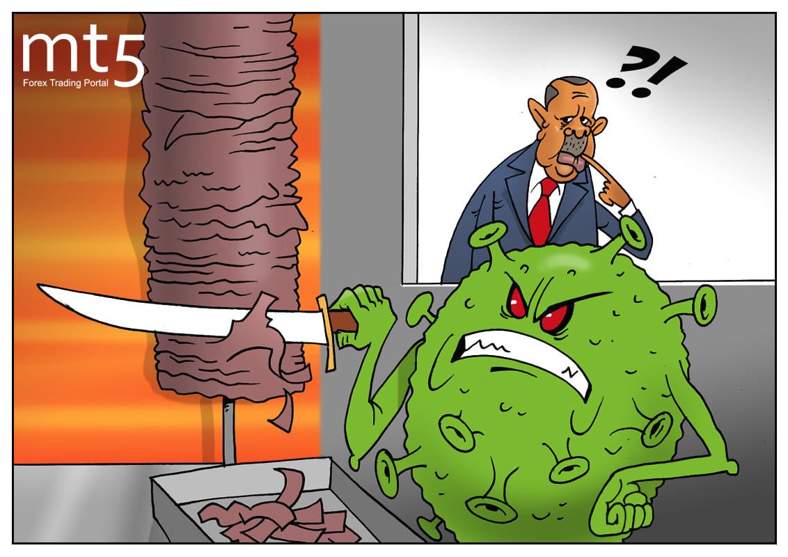 Coronavirus adds to Turkey's economic woes