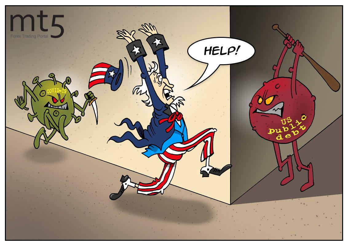 Karikatur Humor bersama InstaForex - Page 6 Img5e8486adcd8b5