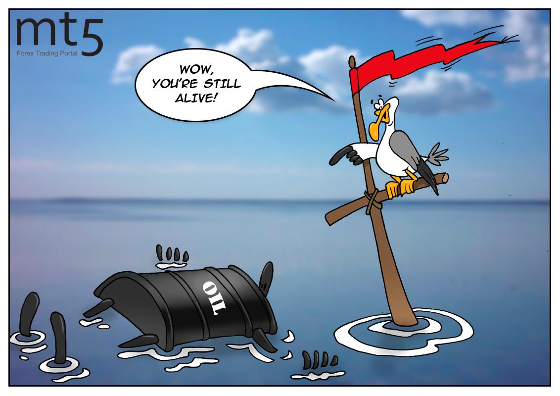 Малко вероятно е петролът да се възстанови въпреки попътния вятър