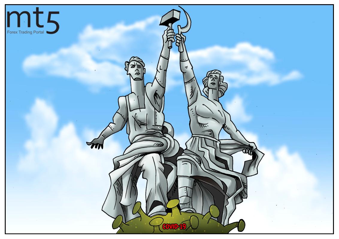 Karikatur Humor bersama InstaForex - Page 6 Img5eb194e9aa797