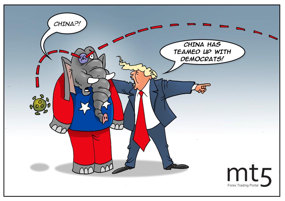 Karikatur Humor bersama InstaForex - Page 6 Img5eb2c71fcba9a