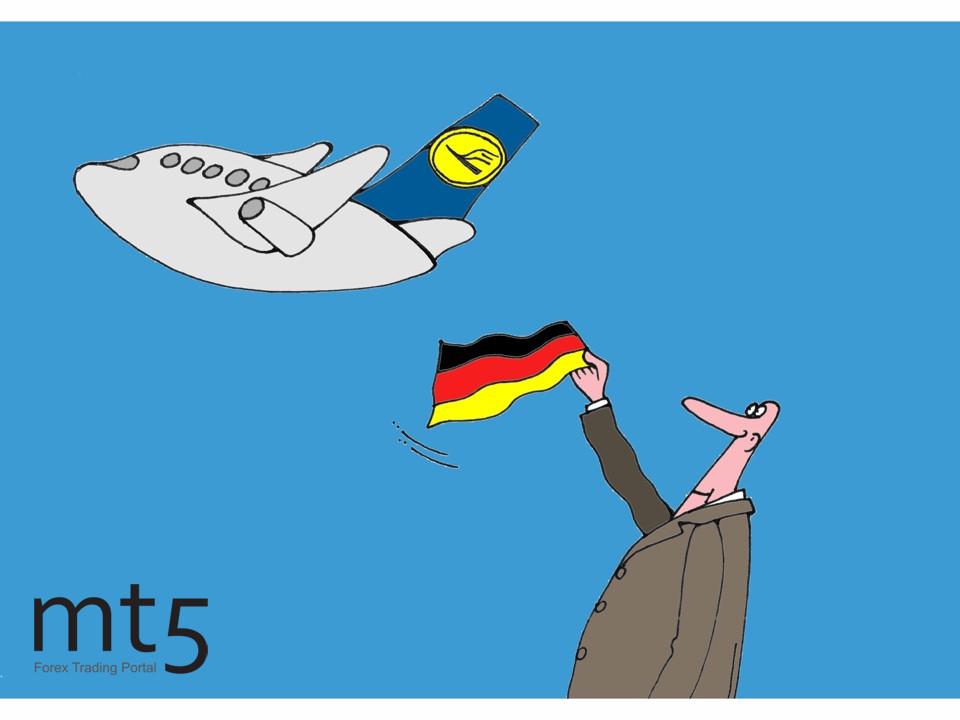 Pemerintah JErman akan mengambil alih saham di Lufthansa