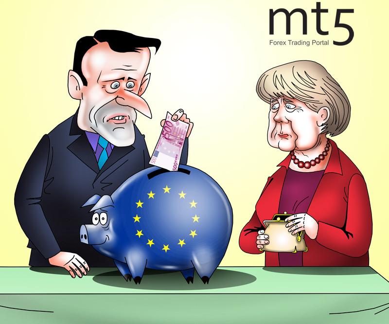 Jerman dan Perancis dilihat untuk mewujudkan dana penyelamatan bernilai € 500 bilion