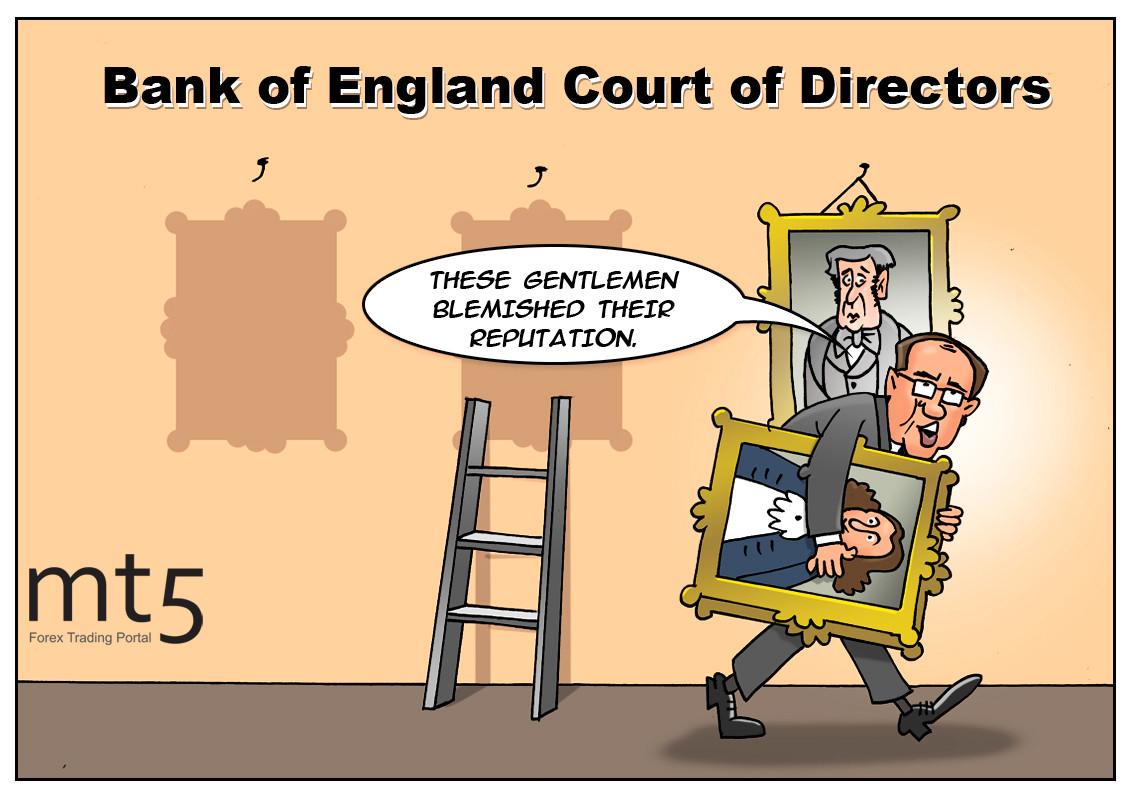 Банката на Англия признава историческите си връзки с робството