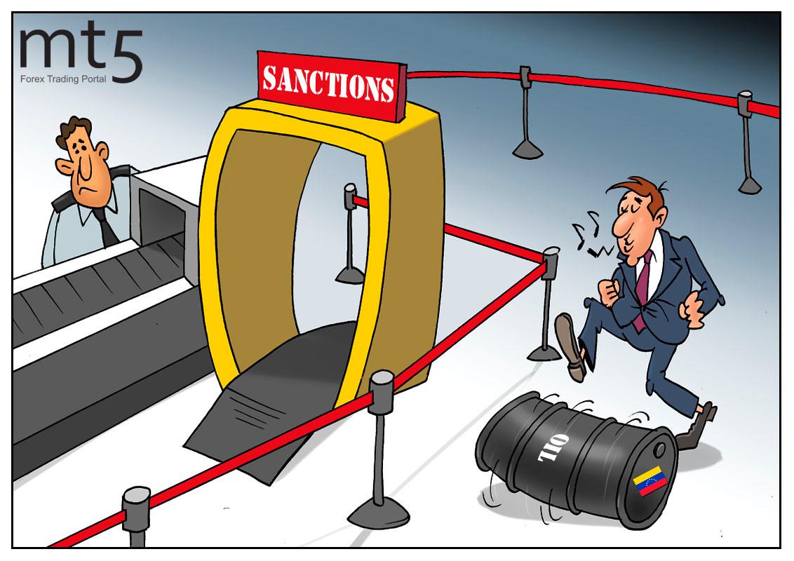 Venezuela exporting its oil despite US sanctions