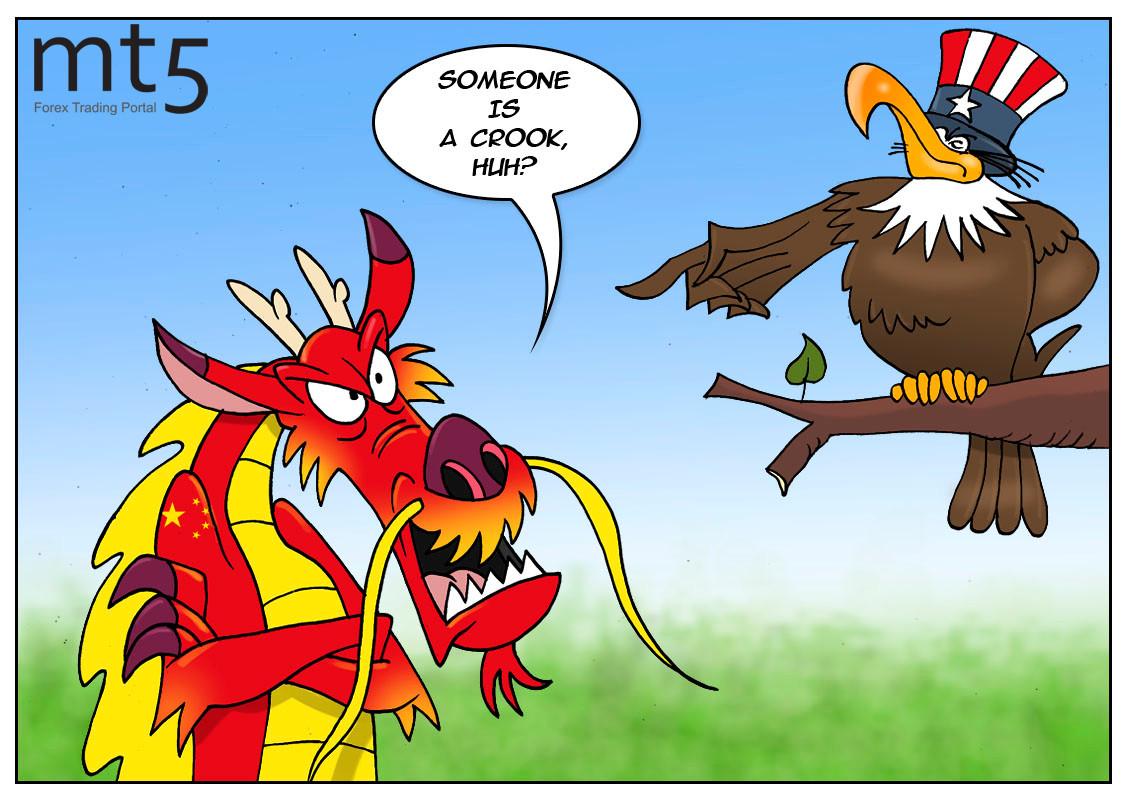 Karikatur Humor bersama InstaForex - Page 9 Img5f4c9177fd06e