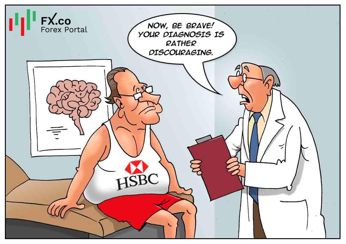 HSBC có khả năng rời ngân hàng bán lẻ của Mỹ