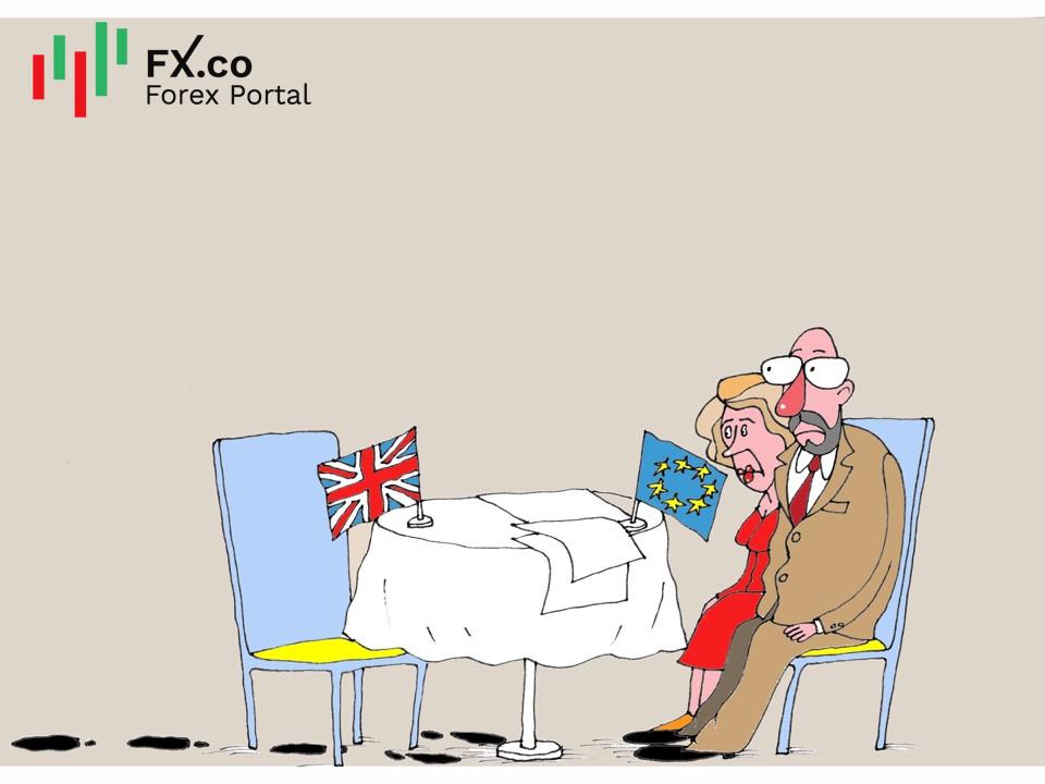 ผู้นำสหภาพยุโรปลงนามในข้อตกลงความร่วมมือกับสหราชอาณาจักร
