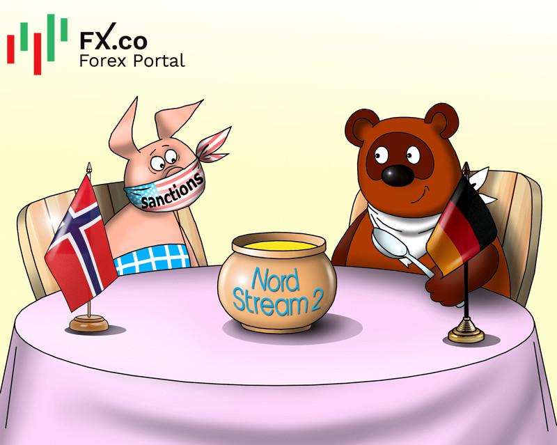 Det Norske Veritas เมินต่อโครงการ Nord Stream 2