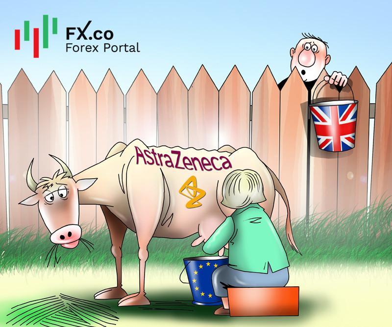 สหภาพยุโรปเอาจริงในเรื่องการสั่งห้ามส่งออกวัคซีนของ AstraZeneca