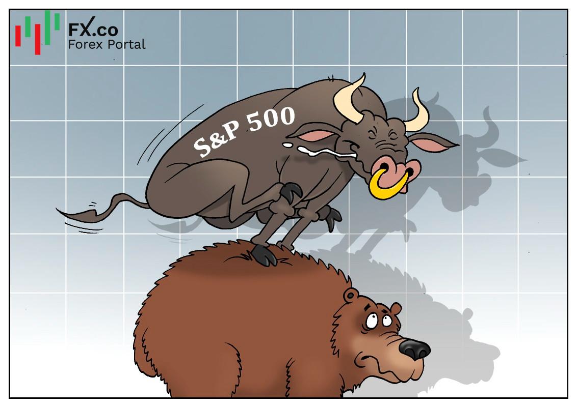 美国股市创下新纪录