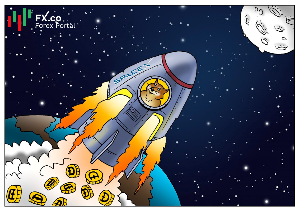 Geometric Energy Corporation ще изпрати DOGE-1 на Луната