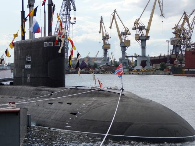 подводная ладья на новороссийске видео