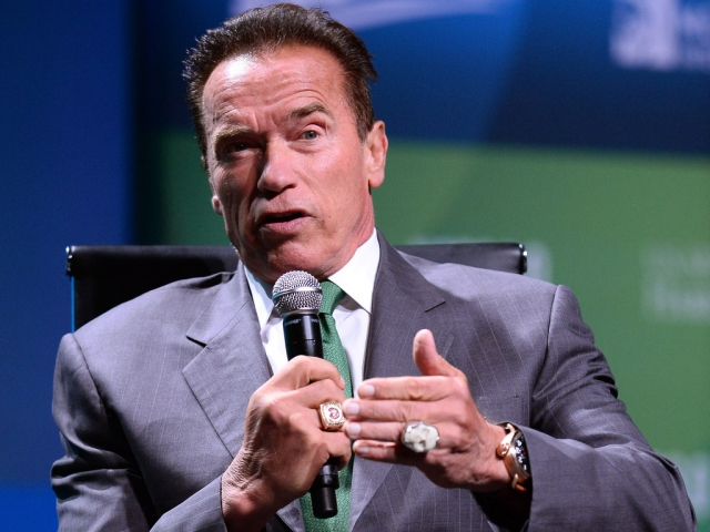 arnold schwarzenegger celebrity to politician essay Arnold schwarzenegger is said to be recovering after undergoing emergency heart surgery on thursday tmz reported that the actor-turned-politician went to cedars-sinai medical center on march 29.